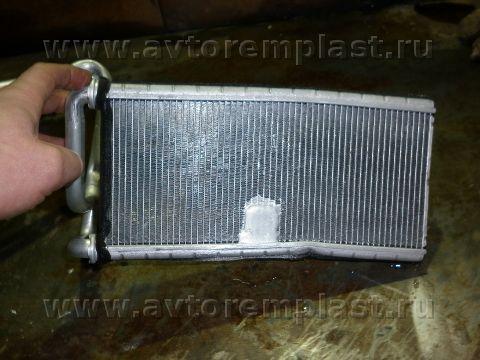Замена радиатора на тойоте своими руками 146